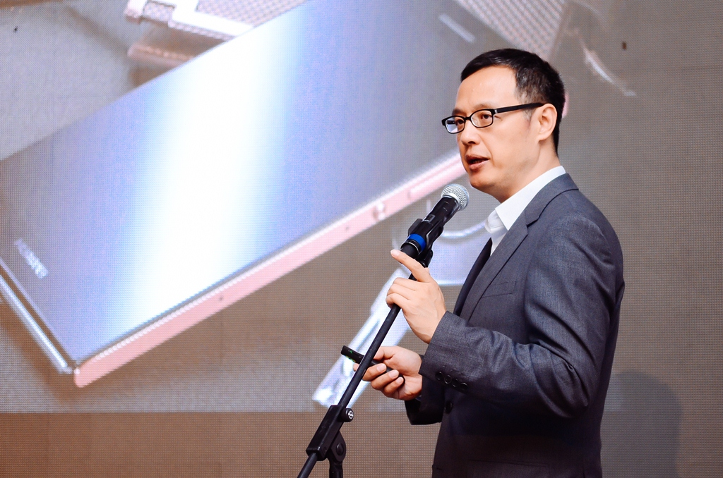Wang Yanmin, President of Huawei device CEE and Nordic