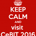 CeBIT 2016 - Sajam digitalizacije od 14. do 18. marta