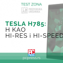 Tesla tablet: I Hi res i Hi speed