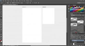 Više radnih  površina u jednom  dokumentu: važna novost za  Photoshop CC