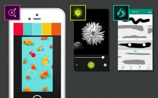 Paleta Adobe programa na mobilnim uređajima sadrži alate za crtanje i obradu slika