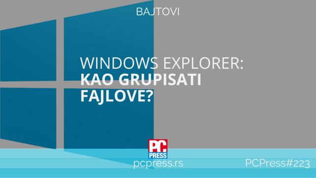 windows explorer pcpress