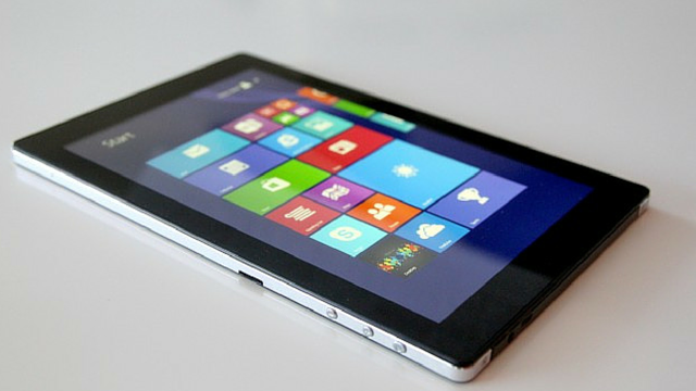 Telsla tablet Windows pcpress