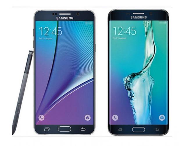 SamsungS6Edge -Note5