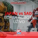 Japan vs SAD: Borba titana
