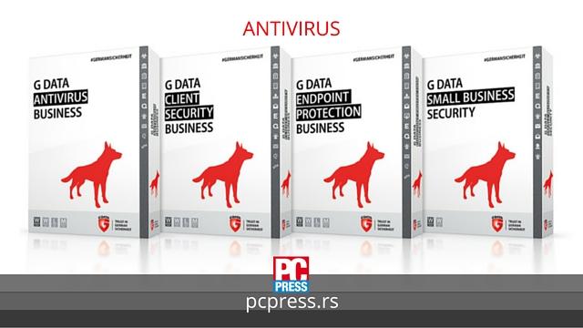 G Data Antivirus pcpress.rs