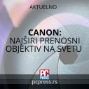 Canon predstavlja najširi prenosni objektiv na svetu