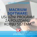 Macrium Software: Uslužni program za pouzdanu kopiju sistema