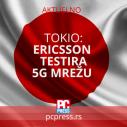 Ericsson testira 5G mrežu u Tokiju