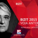 Voja Antonić na Bizitu 2015 - Kako mi je ukraden projekat?