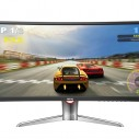 Novi BenQ zakrivljeni monitor za gejmere