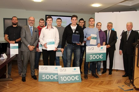 Sa dodele nagrada 2014