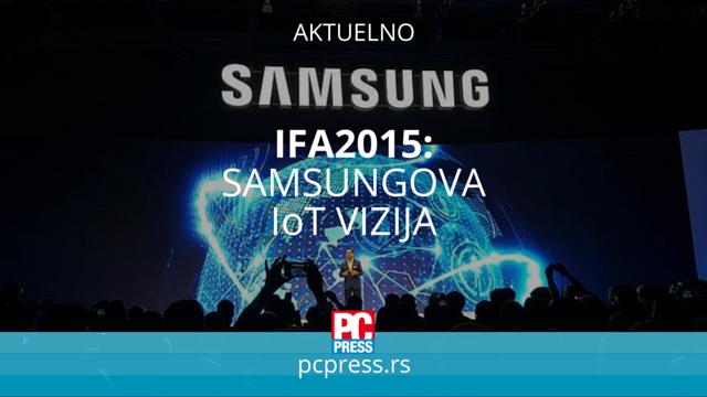IFA Samsung IoT pcpress
