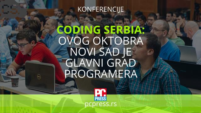 CS Conference pcpress Coding Serbia