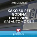 Zakrpljen dugogodišnji bezbednosni propust u GM vozilima