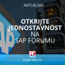"""SAP Forum 7. oktobra u Beogradu pod sloganom """"Otkrijte jednostavnost"""""""