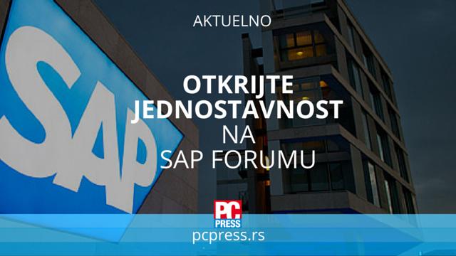 SAP Forum 2015 pcpress