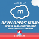 Developers' mDay u Heineken pivari