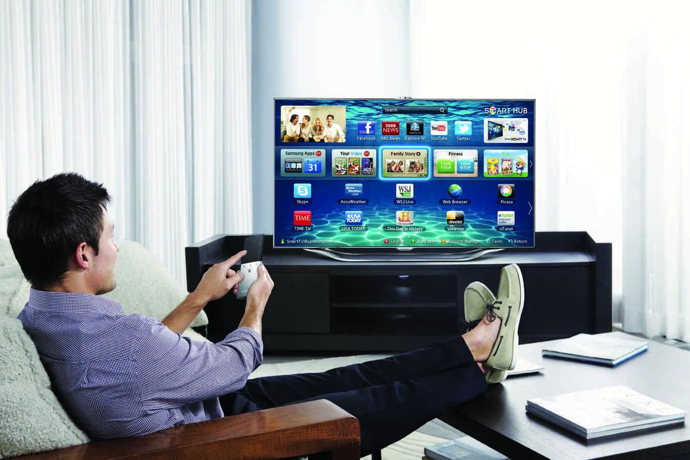 smart tv pcpress
