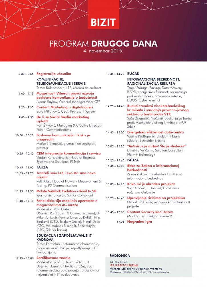 Bizit 2015 - agenda2