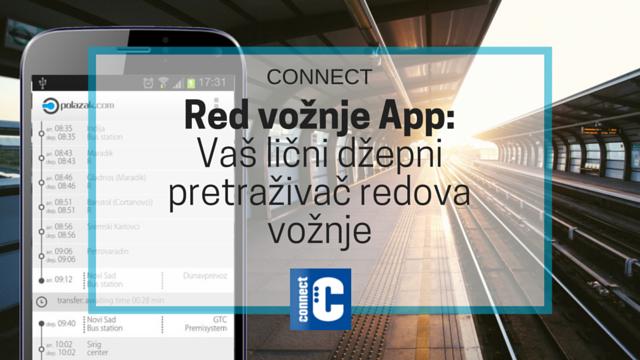 aplikacija red voznje polazak.com pcpress