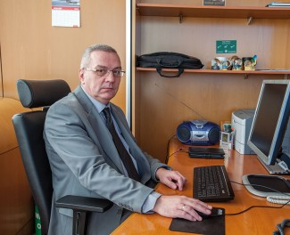 Goran Kunjadić, generalni direktor Sektora za informaciono‑komunikacione tehnologije NBS