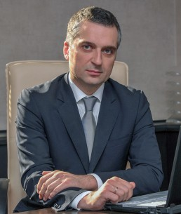 Filip Banković, izvršni direktor za tehniku, Telekom Srbija
