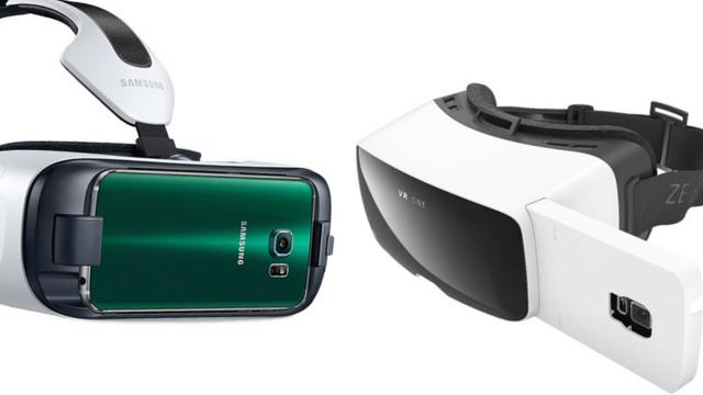VR naočare pcpress connect