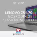 Lenovo Z51-70 Notebook: Gospodin u klasičnom odelu