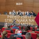 Uspešno održan Bizit 2015