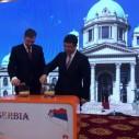 Vučić u poseti kompaniji Huawei u Kini