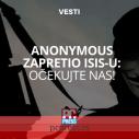 Anonymous uzvraća udarac Islamskoj državi (VIDEO)