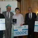 """Dodeljene nagrade """"Petar Damjanović"""" za 2015. godinu"""