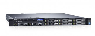 "Dell PowerEdge R330 (Ratchet) rack server, lcd model with 8 x 1.8"" HDD configuration."