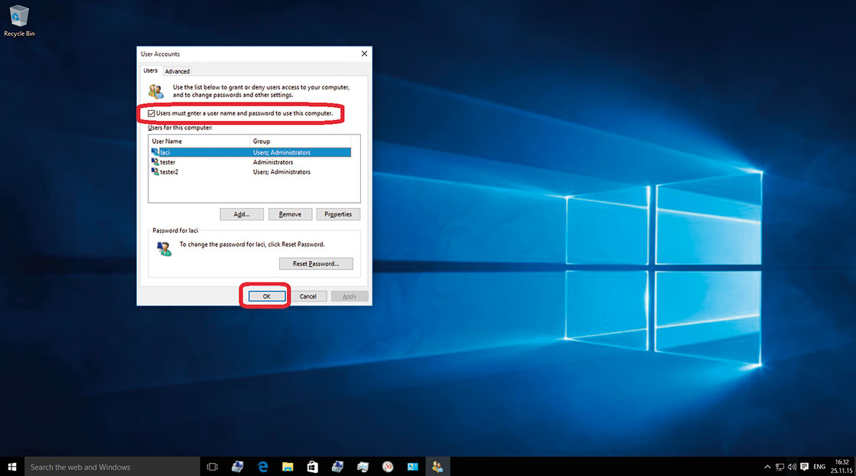 WindowsZaobilazenjeLogovanja