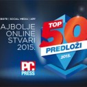 PC Press top 50, još tri dana za predloge