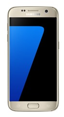 Galaxy S7 Gold Platinum Front