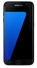 Galaxy S7 edge Black Onyx Front