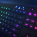Logitech gejming tastatura sa RGB osvetljenjem