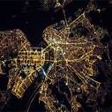 Beograd iz svemira