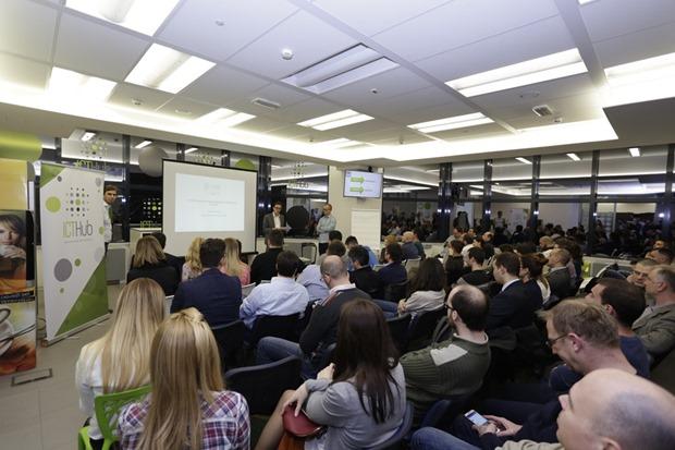 Predavanje Stefana Pajkovica u ICT Hubu