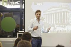 Stefan Pajkovic, IT preduzetnik i osnivac startapa Tradecore