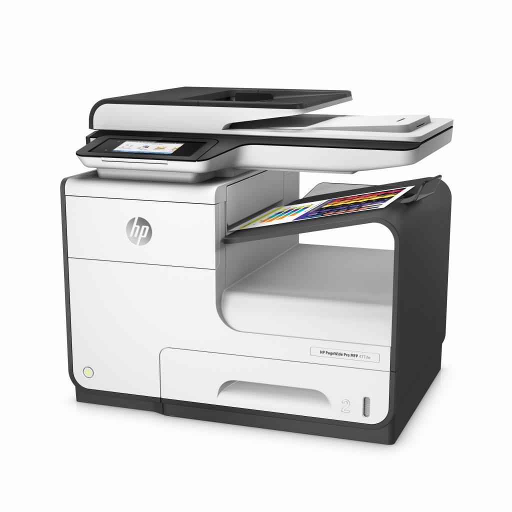 1-HP PageWide Pro 477dw MFP Printer