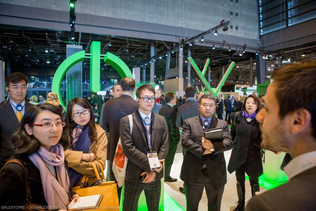 2016 - Schneider Electric Life is On Summit