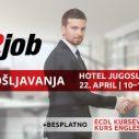 Tražite posao? Pravac na sajam zapošljavanja 22. aprila!