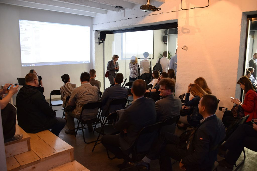 1. SAP Hybris Day u StartIt centru