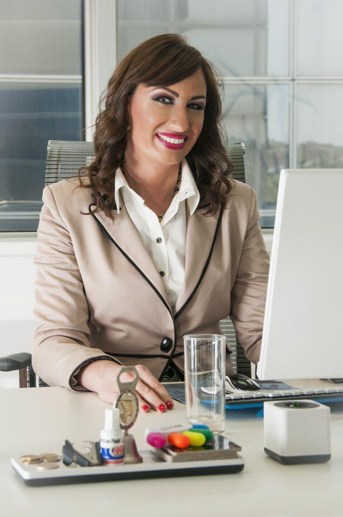 Lela Arsić, finansijska direktorka kompanije Kopernikus Techonology