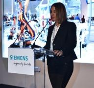 Ksenija Karic_direktor divizija Digitalna fabrika i Procesne industrije i pogoni kompanije Siemens u Srbiji
