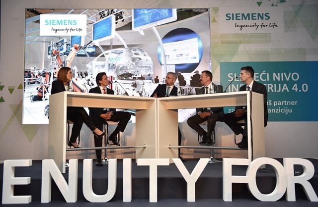 Panel_Kako Srbija može preći na sledeći nivo - Industrija 4.0