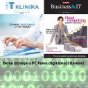 IT klinika #01 i Business&IT #06 u PC Press digitalnoj čitaonici